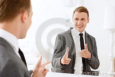 man-looking-mirror-pointing-himself-you-winner-smiling-help-his-index-fingers-54179361